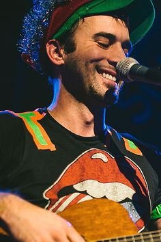 Sufjan Stevens. hubba hubba hey there mister. when are you gonna put another album out eh?