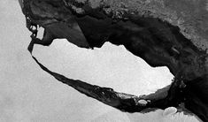 Ecosystem hidden for thousands of years found underneath calved iceberg
