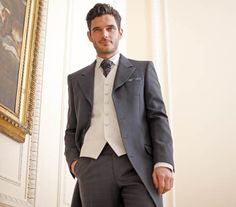 Slate Grey Collection   Debenhams Formal Hire - Does *he* come with it ;)