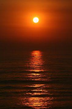 pôr-do-sol | Pôr-do-sol na praia                                                                                                                                                     Mais
