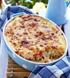 Παστίτσιο με λαζάνια κοτόπουλο και λαχανικά | Συνταγές - Sintayes.gr