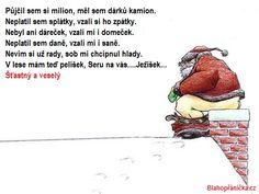 Elektronické pohlednice a obrázky k Vánocům | strana-1 | Textová přáníčka, blahopřáníčka a citáty | www.blahopranicka.cz Ecards, Memes, E Cards, Meme