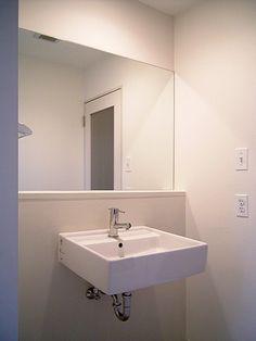 NAUT マンション Bathroom Lighting, Mirror, Interior, Furniture, Home Decor, Bath, Bathroom Light Fittings, Bathroom Vanity Lighting, Indoor