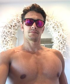 """Purple_franco -James Franco is """"just tryna write a MUSICAL"""" in the Hamptons…"""