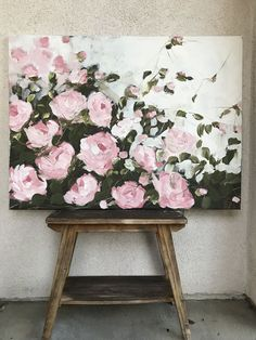 From Van Gogh to O'Keeffe, the most famous flowers in art history . - From Van Gogh to O'Keeffe, the most famous flowers in art history - Art Floral, Painting Inspiration, Van Gogh, Diy Art, Art History, Flower Art, Amazing Art, Art Drawings, Abstract Drawings