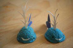 Croissant und Lavendel: Zoo Nüsse