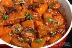 Receita de Picadinho com carne de porco em receitas de carnes, veja essa e outras receitas aqui!