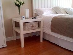 Nuestro amigo Lynn ha realizado un diseño atractivo y funcional, con la altura exacta que necesitaba para su cama.
