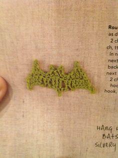 Crochet bat | Simply Crochet Issue 23