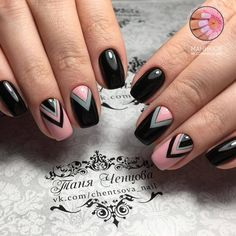 Manicure Designs Classy Black White 66 Ideas For 2019
