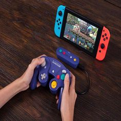 The Perfect Wireless Adapter For Switch Just Like A Wiimote For Every Gamer Super Nintendo, Nintendo 3ds, Nintendo Switch Games, Nintendo Systems, Wii U, Gamecube Controller, Super Smash Bros, Playstation, The Originals