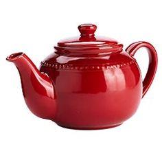 Spice Route Teapot - Paprika