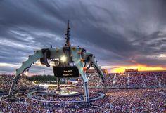 U2 360 Stage - Montreal