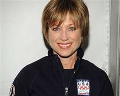DOROTHY HAMILL, Olympic Gold medal winner: resides in Baltimore