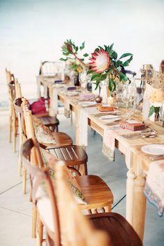 Photography : Erika Gerdemark   Wedding Venue : Tirtha Luhur Read More on SMP: http://www.stylemepretty.com/2015/02/04/colorful-cultural-bali-wedding/