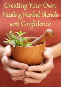 Creating Your Own Healing Herbal Blends with Confidence