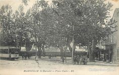 St Barnabé - Place Caire