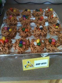 kreations by Kristen: Angry Birds Birthday Party