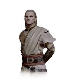 Ge'els – jeden z trzech generałów Dzikiego Gonu. Gotowy zemścić się i zabić Eredina za otrucie byłego króla. Avallac'h uważa, że słabą stroną Ge'elsa jest uczciwość. Mieszka i urzęduje w Pałacu Przebudzenia, w Tir ná Lia. Aktualny król Dzikiego Gonu wykorzystuje naturalne talenty polityczne i charyzmę opisywanego Aen Elle do zarządzania Tir ná Lia podczas swojej nieobecności. Ge'els wydaje się być zadowolony ze swojej roli, spędzając czas na zaspokajaniu własnych pragnień i za...