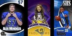Since school is out and summer has begun, now is the time to get ready for those fall sports! Make sure those 2016 do not get left out of the celebration for the upcoming fall. Here are some of out popular designs for the custom football and cheerleading banners. Show your support for your senior players with a custom football & cheerleading banners that can make them look awesome on the banner and also help decorate your field or stadium. Memories made special…forever!