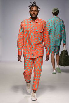 Good Good Good Spring-Summer 2018 | South Africa Menswear Week