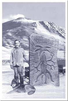 Lovecraft of the Antarctic
