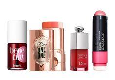 12 cosméticos multifuncionais perfeitos para a maquiagem rápida do dia a dia