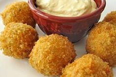 How to Make Easy Chicken Cheese Balls