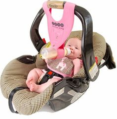 Amazon Baby Bottle Holder For Hands Free Feeding By Bebe Sling LLC
