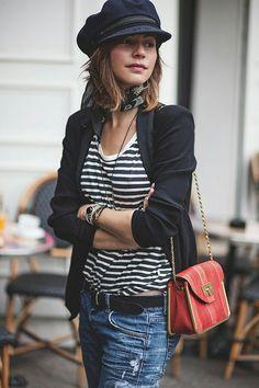 #outfit #black #bandana