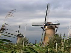 Molenkade Nederwaard, Alblasserdam.