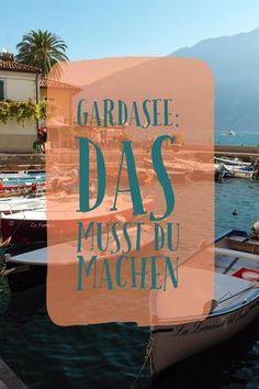 Mit 370 Quadratkilometern ist der Gardasee eine riesige Nummer. Drin und drum genug Platz für Überraschungen: Nicht nur See, sondern auch Schnee.