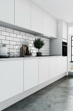 A faded palette: Kitchens from Designa
