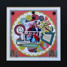 Christmas Is Coming display project. Host a party for all of your friends to create and earn yours for free!