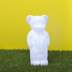 Lumibär Kinderlampe für draußen