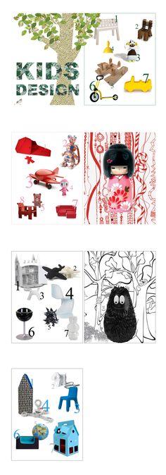 Kids Design: Productie van Studio Haikje voor Eigen huis & interieur (vormgeving & styling)