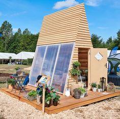 Driverhus - en funktionel oase - #SILVANDIY Solar Panels, Planets, Homemade, Outdoor Decor, Annex, Inspiration, Home Decor, Ideas, Sun Panels