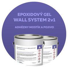 Nový extra silný epoxidový gél - Wall systém na zvislé plochy - 3kg  #art4you #artpodlahy #epoxidovýgel #epoxygel #kamiennydywan  #stonecarpet #kamennýkoberec