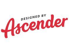 Ascender - Rob Clarke Type Design & Lettering