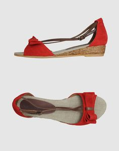 Gaimo Espadrilles - reminds me of @Kate Mazur Williams !