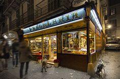 Navidad en Palma de Mallorca 2.014 - Pastelería - Calles de la ciudad de Palma de Mallorca