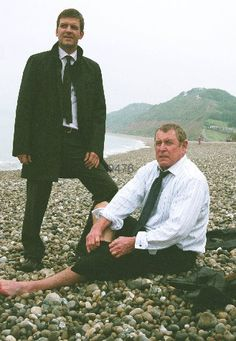 Midsomer Murders - Down Among the Dead Men - Photo Gallery Bbc Tv Shows, Midsomer Murders, Murdoch Mysteries, Cop Show, Tv Detectives, Bbc Drama, Tv Land, Mystery Series, Hallmark Movies