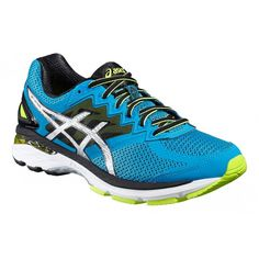 Asics Gt-2000 Mens Aw16 Rack up the kilometres in the lightweight GT-2000 4. It's the go-to shoe for taking aim at your running targets, and it keeps your foot supported from the start line to the post-race recovery zone. Every landing is softer with GEL cushioning in the rearfoot. And you get extra support with elastic bands in the upper that wrap around your midfoot.