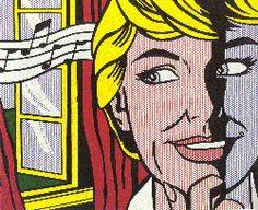 Roy Lichtenstein - Sound of Music (1965)