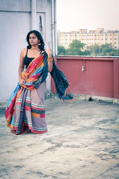 drape as you like! sari