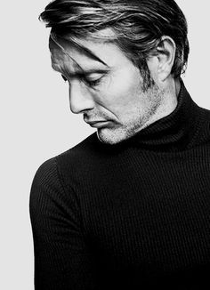 Картинки по запросу thereal peter lindbergh Behind-the-scenes image of Mads Mikkelsen