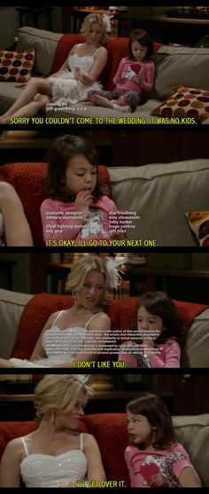 Modern Family.  Lily has great lines but she is the worst little actress lol
