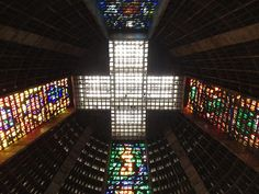 Rio de Janeiro Cathedral #travel #travelinspiration #travelphotography #riodejaneiro #YLP100BestOf #wanderlust