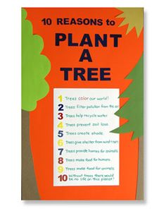 Earth Day or this would be good for Arbor Day - we often plant a tree on the playground with a nice outside presentation.