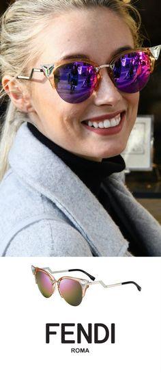 2b5c6085855 Beautiful Fendi Iridia sunglasses featured by blogger  FashionMumblr   sbguk  http